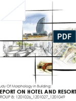 MORPHOLOGY OF HOTEL AND RESORT