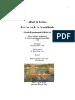 Exteriorização Da Sensibilidade - Albert de Rochas
