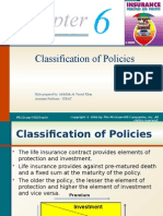 Chapter 6 [Classification of Policies].pptx