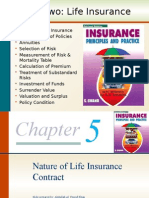Chapter 5 [Nature of Life Insurance Contract].pptx