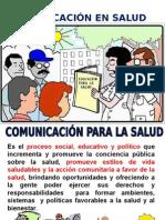 Comunicacion en Salud. Ppt