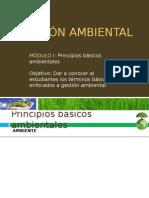 Principios Básicos de Gestión Ambiental