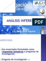 ANALISIS INFERENCIAL