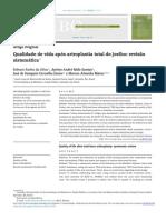 Qualidade de vida após artroplastia total do joelho revisão.pdf
