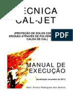 Manual Cal-Jet - Atualização NOV 2011