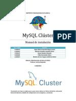 Como Hacer Un Cluster