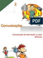 comunicações curtas distâncias