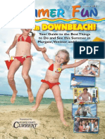 Downbeach Summer Guide 2015