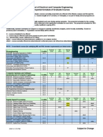 Course Schedule PGrad Fall 2014