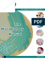 The Microbiology Manual