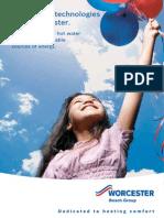Renewables Technologies Brochure