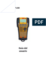 Manual 3M PL300