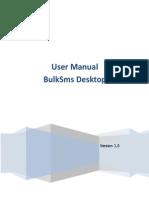 Bulk Sms Manual