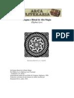Dogma e Ritual de Alta Magia - Eliphas Levi