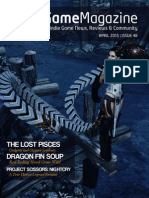 Magazine pdf game indie