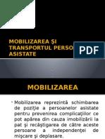 15.Mobilizarea Şi Transportul Persoanelor Asistate