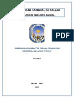 Ing. de las Reacciones quimicas