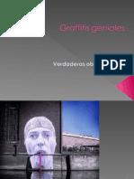 Graffitis Geniales-Verdaderas Obras de Arte