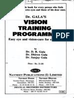 Vision Training Program -Dr.gala