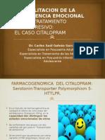 REHABILITACION DE LA INTELIGENCIA EMOCIONAL CON EL TRATAMIENTO ANTIDEPRESIVO