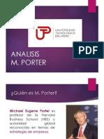 Analisis de Microentorno (Las 5 Fuerzas de Porter9