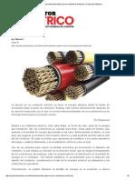 Dimensionamiento Óptimo de Los Conductores Eléctricos _ Constructor Eléctrico