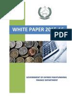 White Paper 2015-16