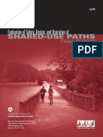 Evaluation of Safety, Design & Operation of Shared- use path.pdf