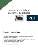 07 - Analise de Viabilidade Economica