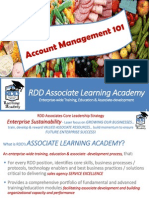 RDD Learning Academy Account Mgmt