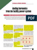 Elimination of Harmonics