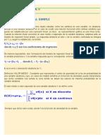 Regresion Lineal Simple y Multiple