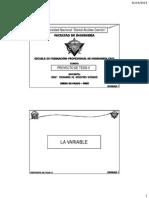 UNDAC -tesis