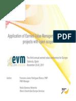 Fj Application of Earned