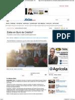 12-06-15 Recibe Maloro constancia que lo Avala como alcalde de Hermosillo