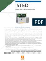 STE D_Digital Power Line Carrier Equipment