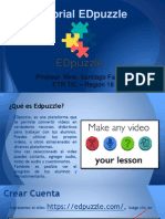 Tutorial Edpuzzle