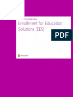 Enrollment for Education Solutions Program Guide