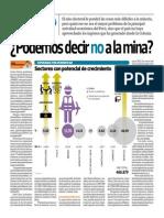 ¿Podemos decir no a la mina? - Manuel Glave y Juana Kuramoto - El Comercio - 150615
