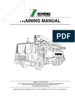 Schwing-concrete-pump-manuals. Pdf | horsepower | engines.