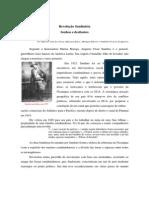 A Revolução Sandinista Sonho e Revolucao - Com Cronologia