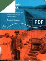 Kogon Eugen - El Estado de La SS