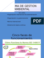 Power SISTEMA DE GESTION AMBIENTAL