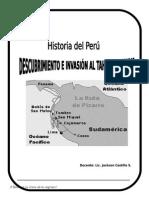 1º Descubrimiento e Invasión Del Peru