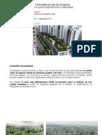 AMBIENTE y CIUDAD Ciudades Saludables (1)