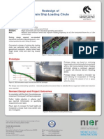 TBS Case Study - Grain Ship Loading Chute