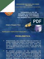 Comercio Electronico Edi XML