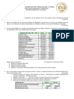 Examen Finanzas 1 Gando