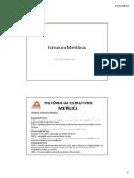 Estrutura Metálicas REVISÃO 3