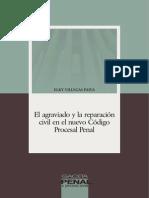 Elki Villegas Paiva - El agraviado y la reparación civil en el nuevo Código Procesal Penal.pdf